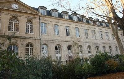 Couvent des Récollets (de 1614). Hôpital Villemin