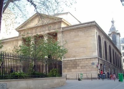 Couvent et église de Saint-Denis du Saint-Sacrement