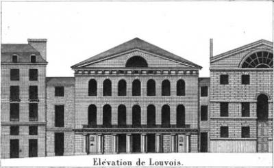 Théâtre Louvois - Chambre de Mélinée Manouchian