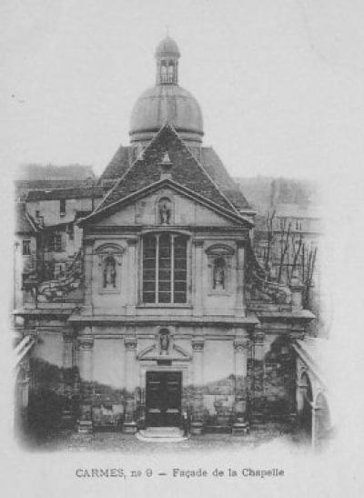 Église des Carmes déchaussés