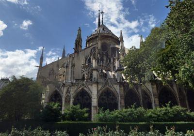 Église Saint-Denis-du-Pas ( Emplacement - Disparue )