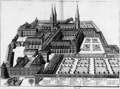 Église Saint-Germain des Prés