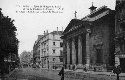 Église Saint-Philippe-du-Roule