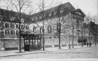 Hôpital Saint Vincent de Paul ( Désaffecté )