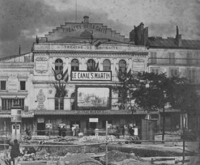 Théâtre de Nicolet, puis de la Gaîté